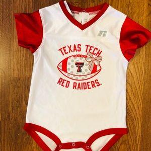 Texas Tech Raiders Baby